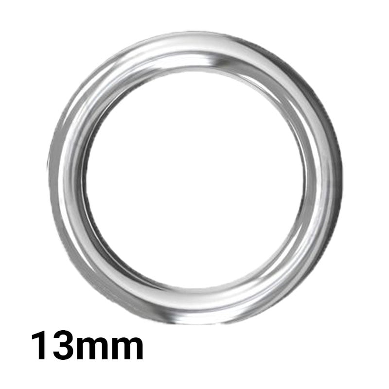 Argola Fermoplast - 13mm - c/100und