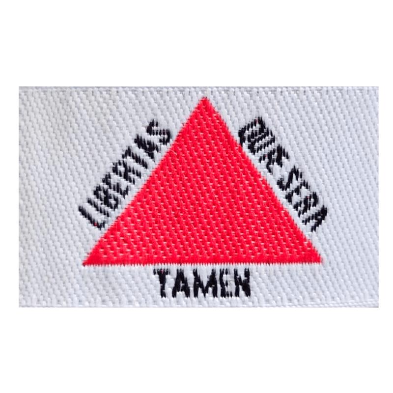 Etiqueta Termocolante Bandeira de Minas Gerais - 20x33mm - C/100und