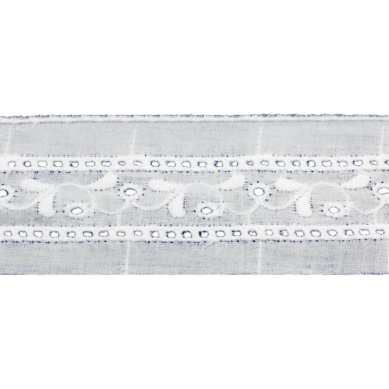 Entremeio 100% Algodão - 2,9cm - C/13,7m