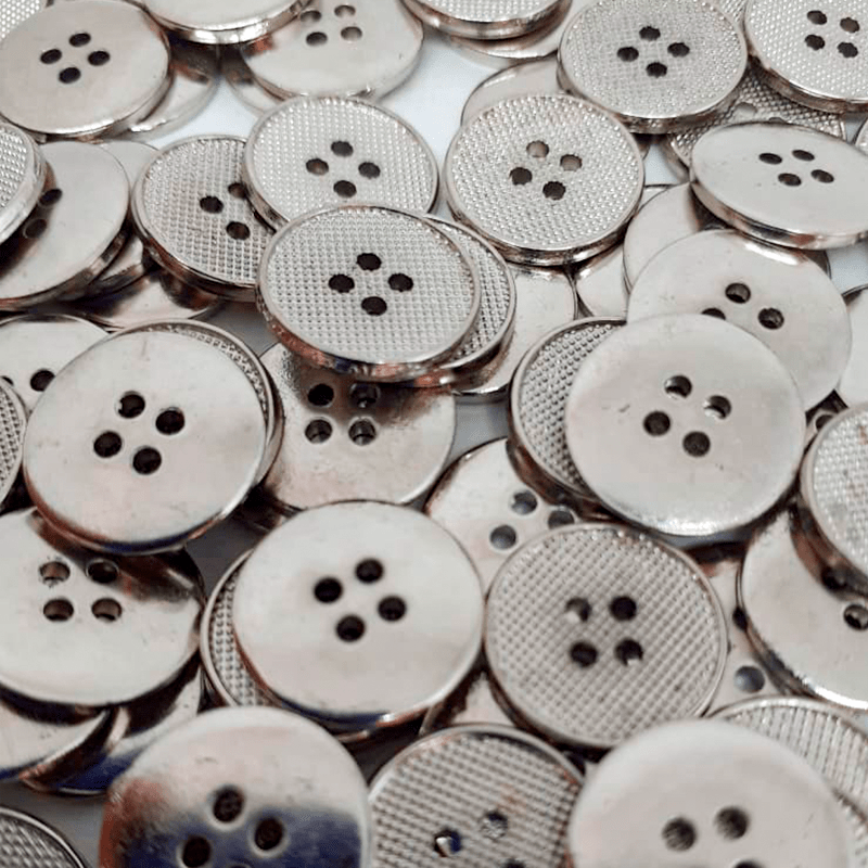 Botão texturizado - 14,40 - C/144und