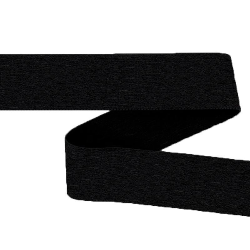 Elástico para Cueca - IMM Sem logo - Preto - Zanotti - 29mm - C/20M - REF 1653/18