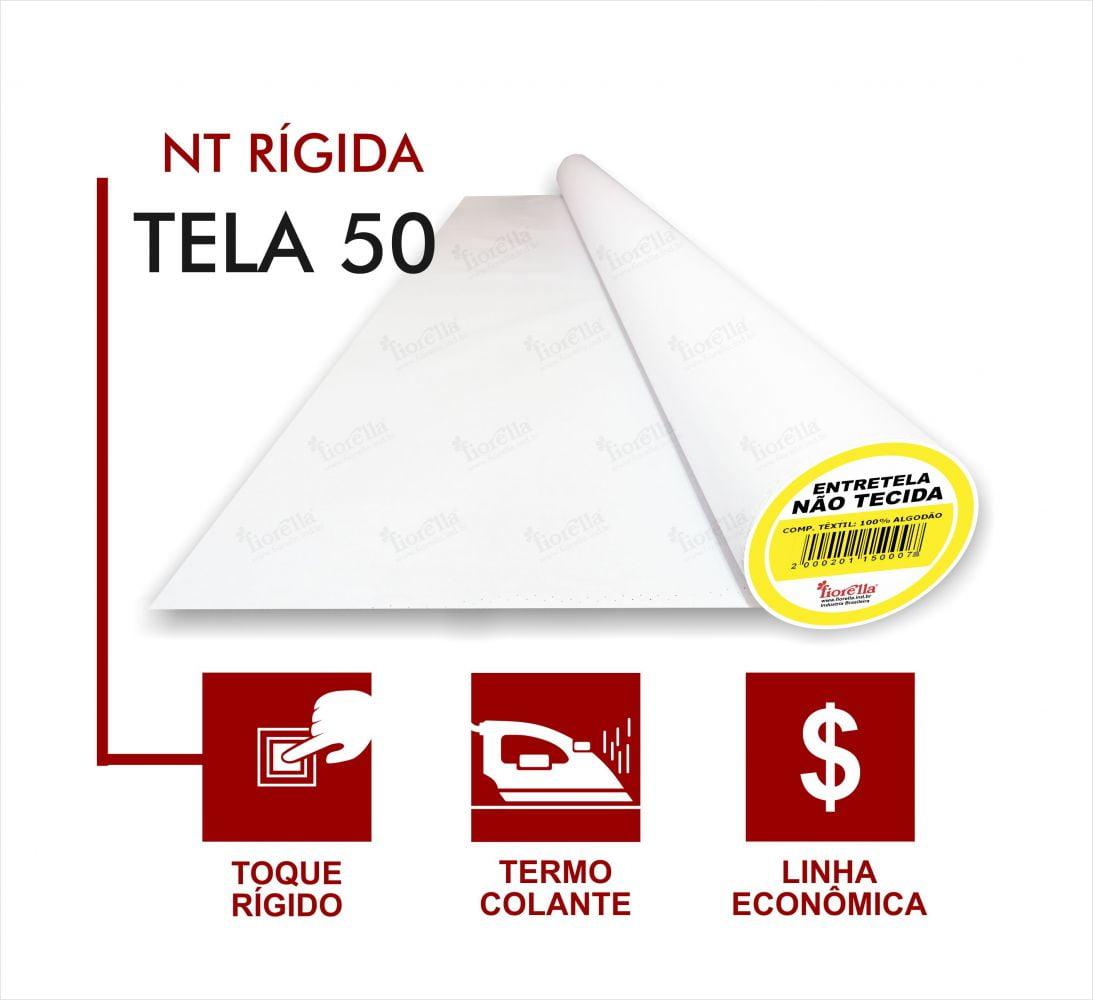 Entretela Termo Colante Fiorella TC 50 - Com 50 metros