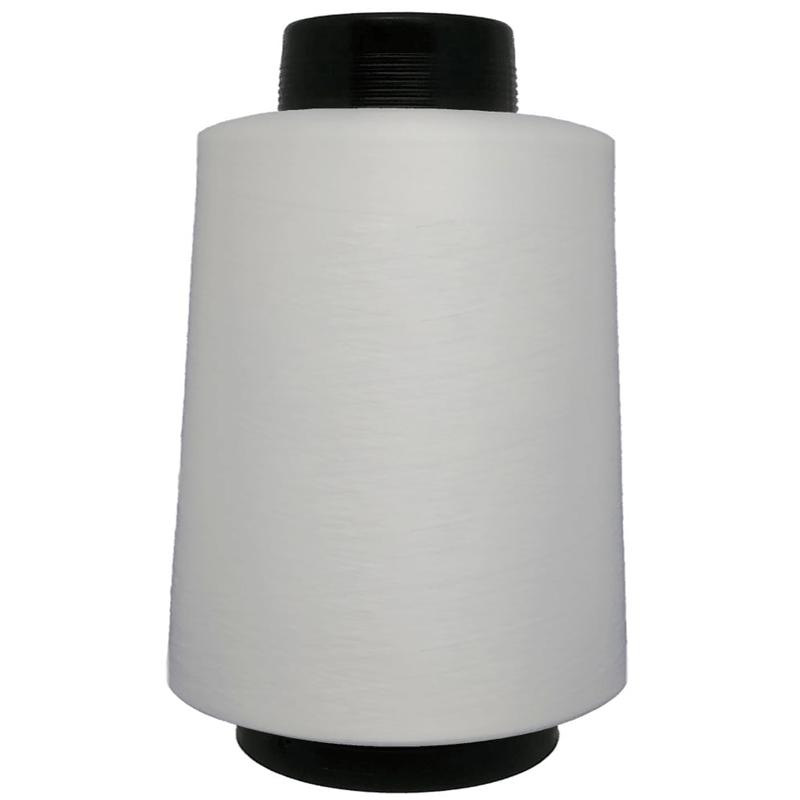 Fio Para Overlock Branco - Elo - 100% Poliéster Texturizado - Cone Com 1KG