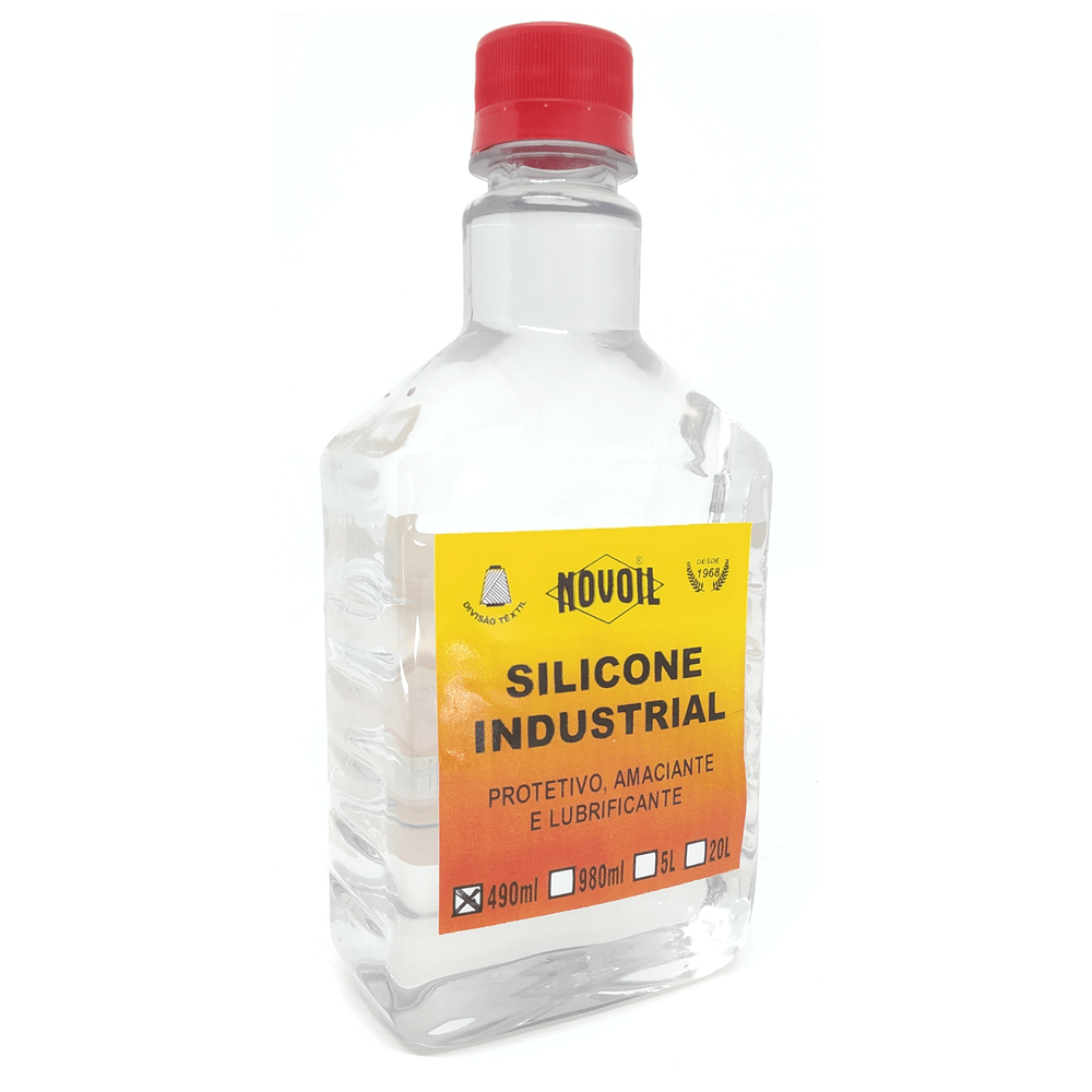 Silicone Industrial Novoil - 490 ML