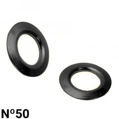 Arruela de ferro - Baxmann - Nº50 - C/1000und