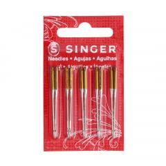 Agulha de Máquina Singer para Costura - 2045 Especial C/10und