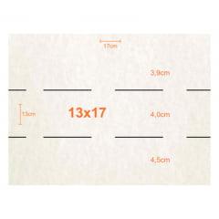 Carcela 50g - 13x17 - 2 Botões - C/50und