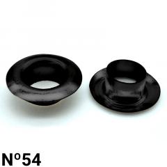 Ilhós de Alumínio - Braxmann - Nº54 - C/1000und
