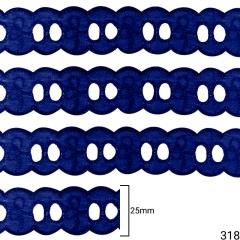 Passa Fita - CTL 102 - 2,5cm - C/13,7m