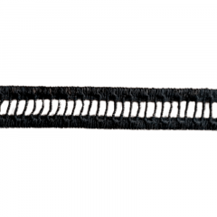 Ponto Palito - Hak - 1506MINI - Preto - 15mm - C/50M