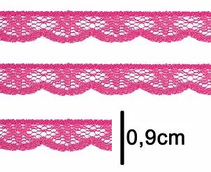 Renda Poliamida - R001 - C/50m