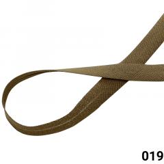 Viés de Algodão Destaque - Artigo 9000 - Largo - 23mm fechado x 35mm Aberto - C/50m