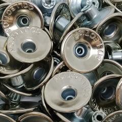 Botão Flexível de Ferro 23 mm com 250 unidades