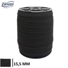 Elástico Pampa - viés Mexicano - NewPampa Zannotti 15,5 mm - com 100 metros