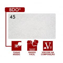 Entretela de Bordar Fiorella BDO 45 - Com 200 metros - Gramatura: 30 g/m²