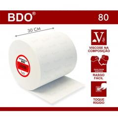 Entretela de Bordar Fiorella BDO 80 - Com 100 metros x 30 cm
