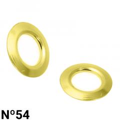 Arruela de Ferro - Dallmac - Nº54 - C/1000und