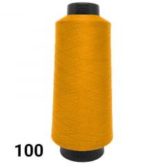 Fio Para Overlock 100% Poliéster Texturizado Kron Cone Com 300g