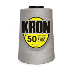 Linha Algodão Kron PT 50 / 5000 jardas