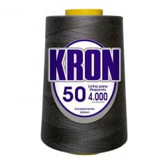 Linha para Pesponto fio 50 - Kron -  4000 jardas