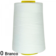 Linha para Pesponto Fio 50 - Kron - C/4000 Jardas