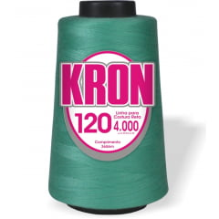 Linha 120 para Costura Reta - KRON - C/ 4000 Jardas