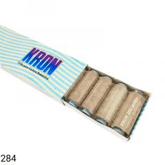 Linha Kron - Costura Doméstica Fio 120 - Retrós C/182,8M - Caixa C/10UND