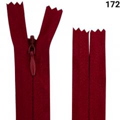Zíper Invisível - Reforçado - Fixo - Nº3 - 15cm