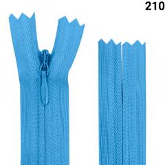 Zíper Invisível - Reforçado -  Fixo - Nº3 - 20cm