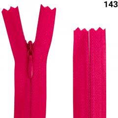 Zíper Invisível - Reforçado - Fixo - Nº3 - 40cm