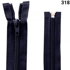 Zíper Nylon Fino - Destacável - Nº5 - 45cm