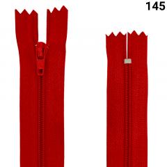 Zíper Nylon Fino - Fixo - Nº3 - 10cm