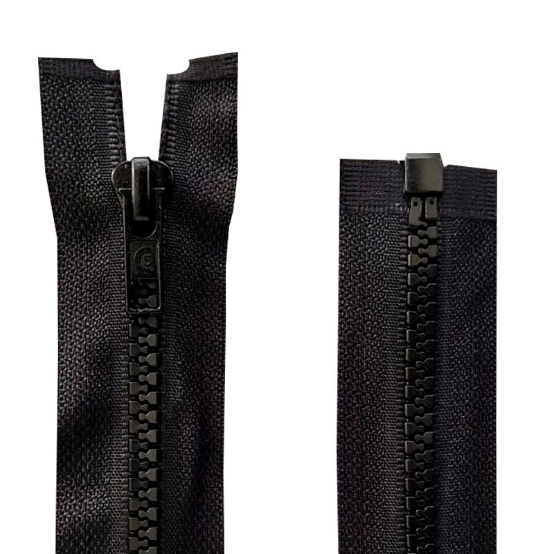 ZÍPER DENTADO JACARÉ DESTACÁVEL - 1UND - 65cm